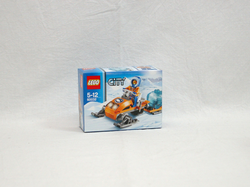 #60032 レゴ スノーモービル