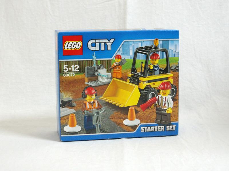 #60072 レゴ 解体工事スタートセット