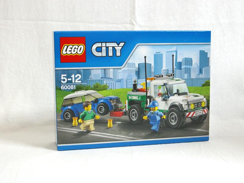 #60081 レゴ レッカー車