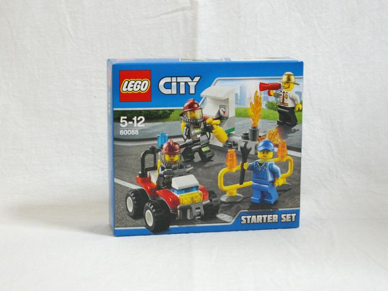 #60088 レゴ 消防隊スタートセット