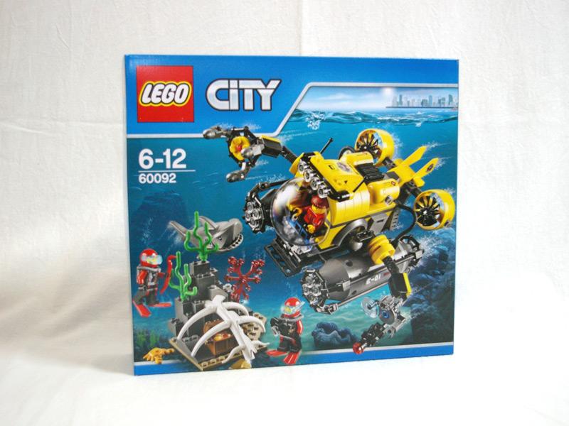 #60092 レゴ 海底潜水艦
