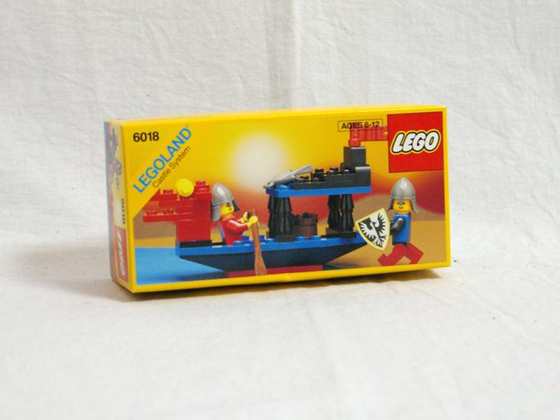 #6018 レゴ ドラゴンシップ