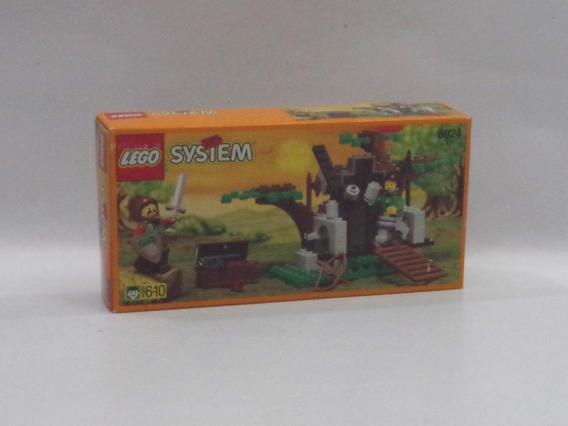 #6024 レゴ エルウッドの隠れ家