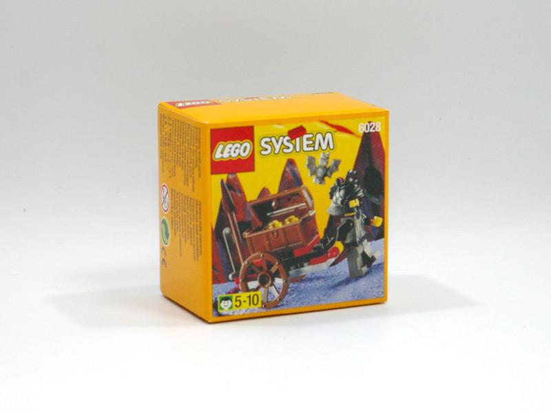 #6028 レゴ トレジャーカート