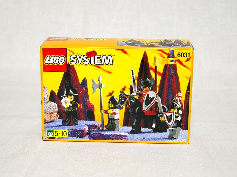 #6031 レゴ 人形セット