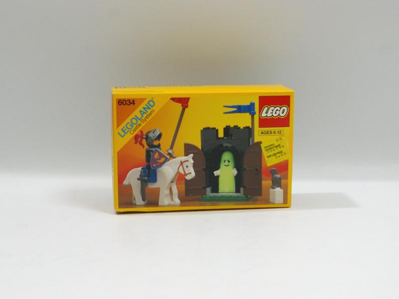 #6034 レゴ ゆうれいと騎士