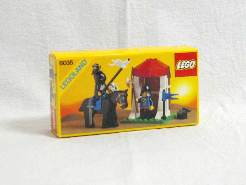 #6035 レゴ ナイトと守衛