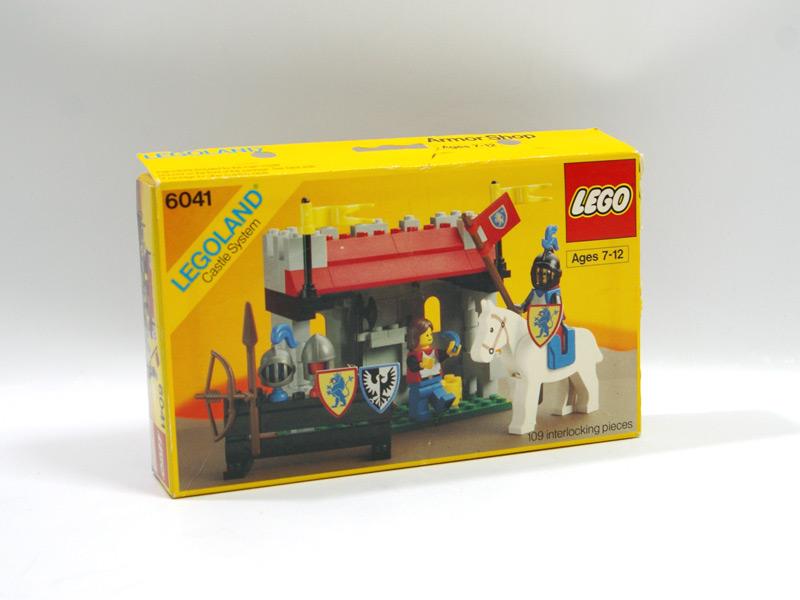 #6041 レゴ 武器屋