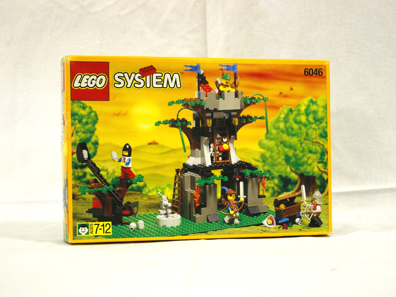 #6046 レゴ エルクウッドオークタワー