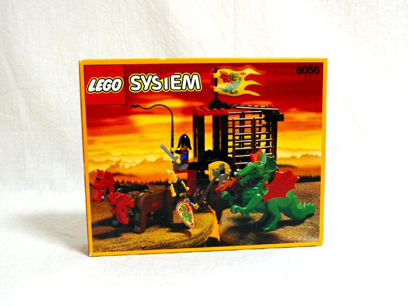 #6056 レゴ ドラゴンカート
