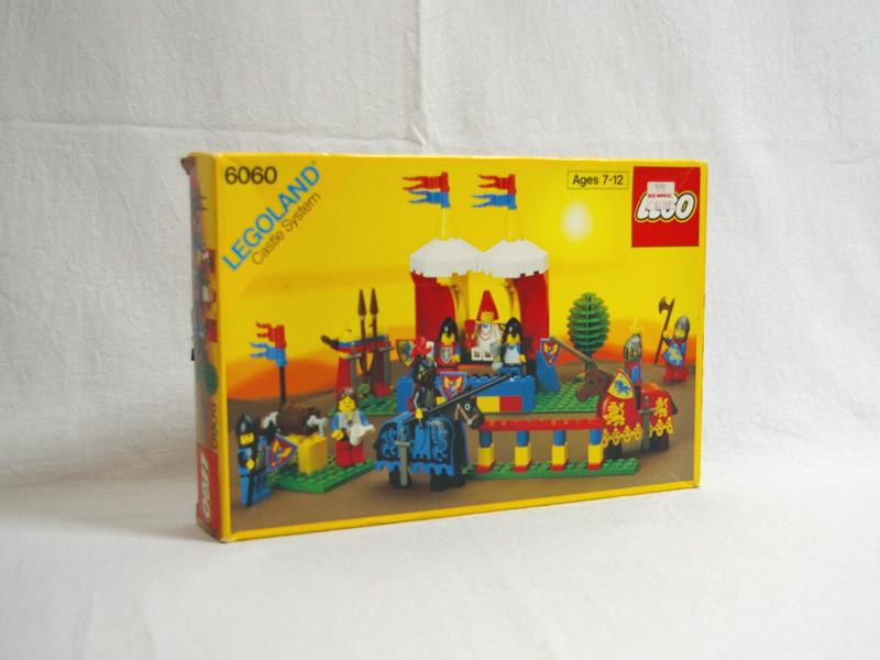 #6060 レゴ ナイトチャレンジ