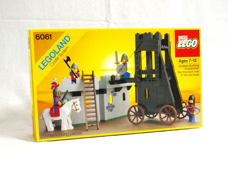 #6061 レゴ 攻城塔