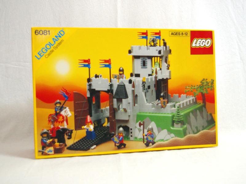 #6081 レゴ ゆうれい城