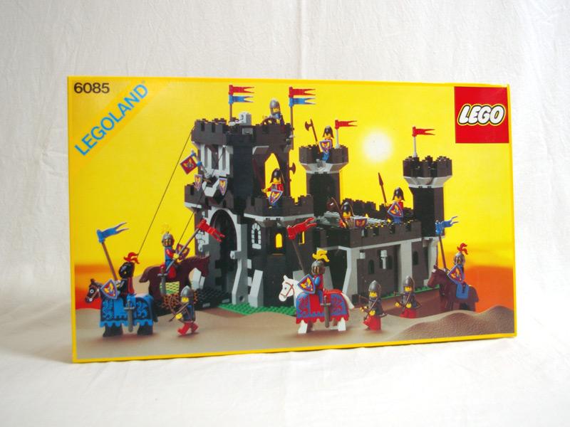 #6085 レゴ ブラックドラゴン城