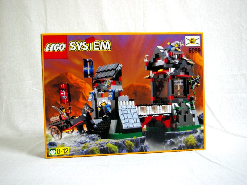 #6089 レゴ ショーグンの見張りやぐら