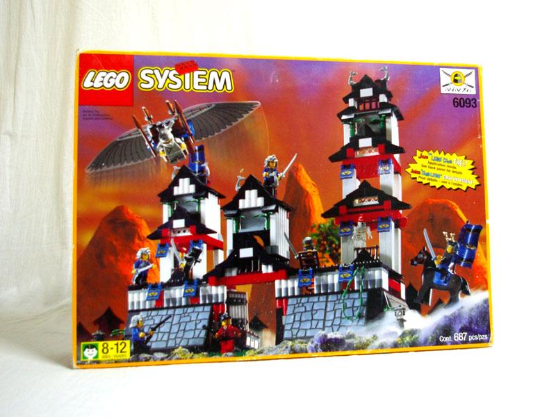 #6093 レゴ ショーグンの城