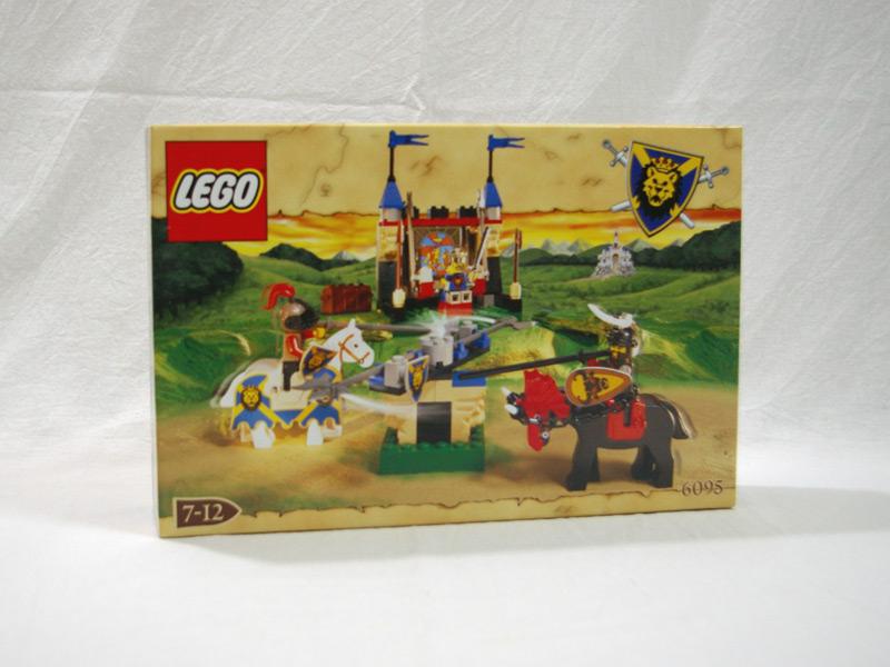 #6095 レゴ ナイトの決闘
