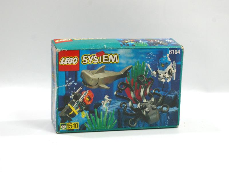 #6104 レゴ 人形セット