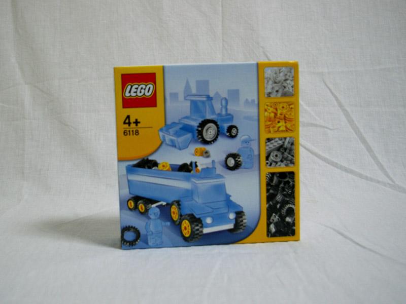 #6118 レゴ 車輪セット