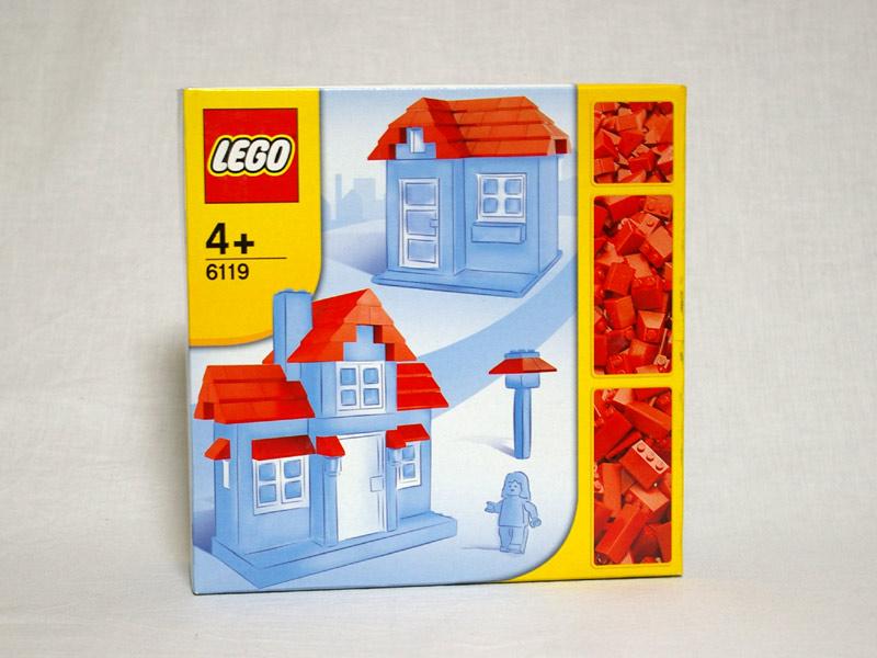 #6119 レゴ 屋根ブロック