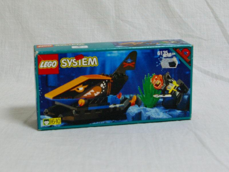 #6135 レゴ デビルシャークハイドラー