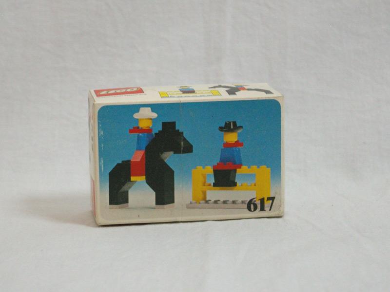 #617 レゴ カウボーイ