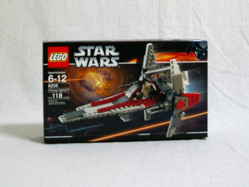 #6205 レゴ V-ウイングファイター