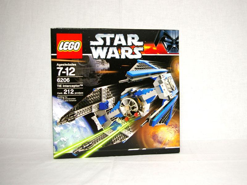 #6206 レゴ TIEインターセプター