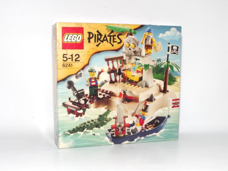 #6241 レゴ パイレーツ宝島