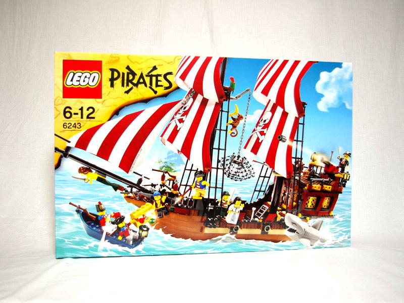 #6243 レゴ 赤ひげ船長の海賊船