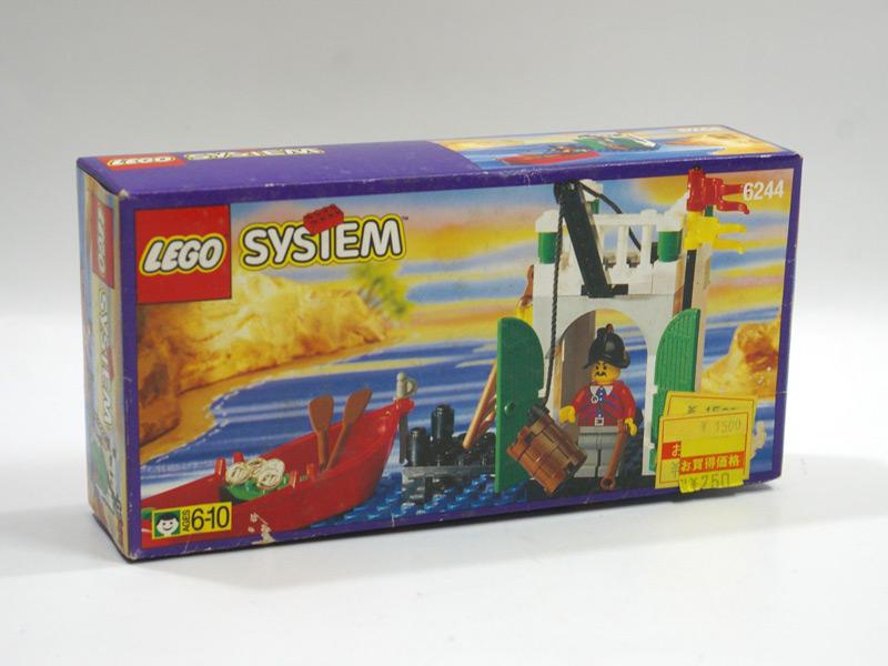 #6244 レゴ エスコーラの見張り台