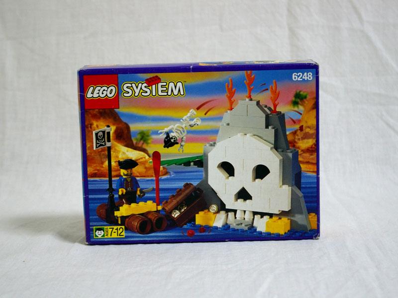 #6248 レゴ ボルケーナ島