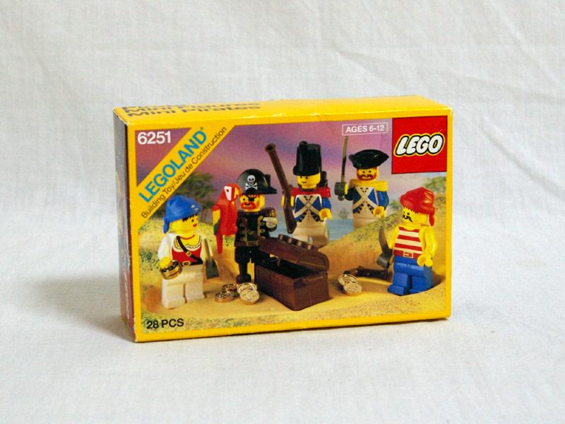#6251 レゴ 人形セット
