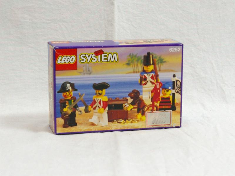#6252 レゴ 人形セット