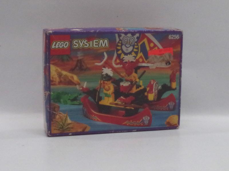 #6256 レゴ ロンゴ族のカヌー