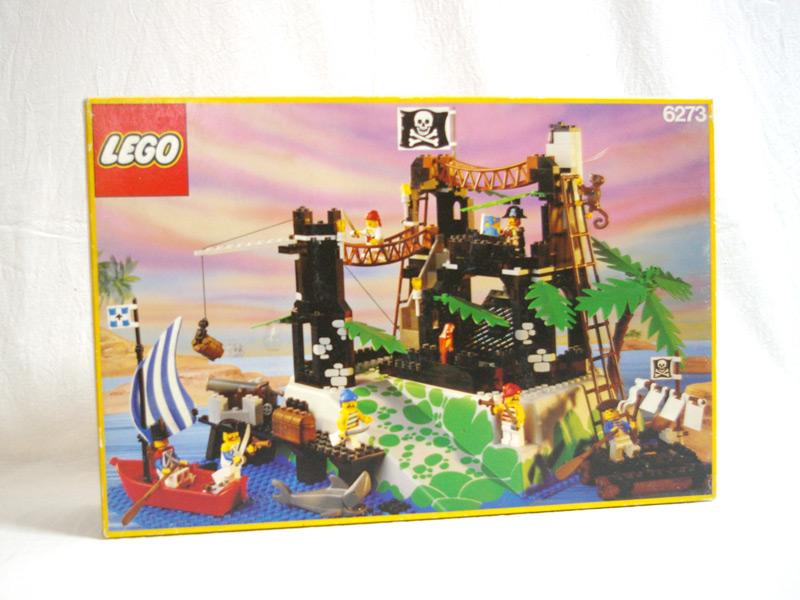 #6273 レゴ 海ぞくのとりで