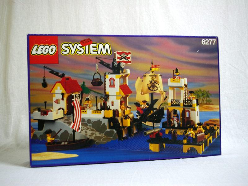#6277 レゴ ポートロイヤルの港