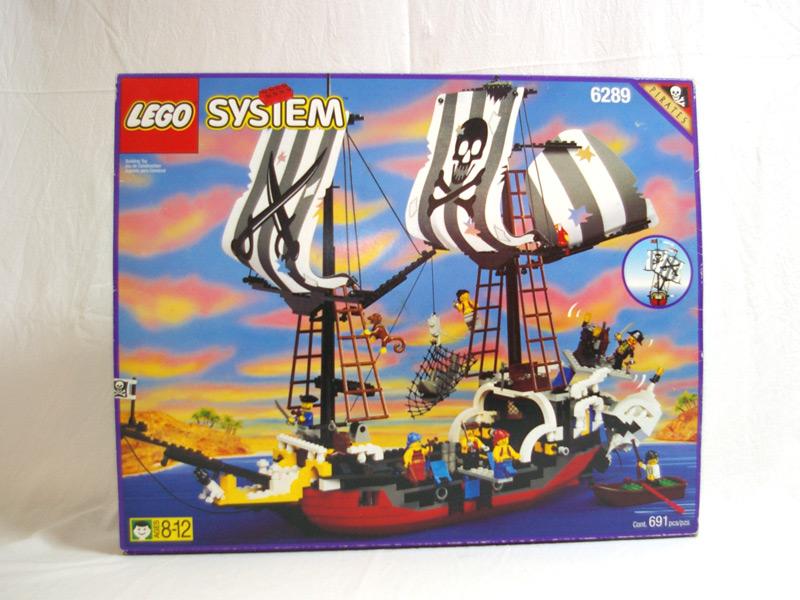 #6289 レゴ ダークコラーダ号(ロジャー船長の船)