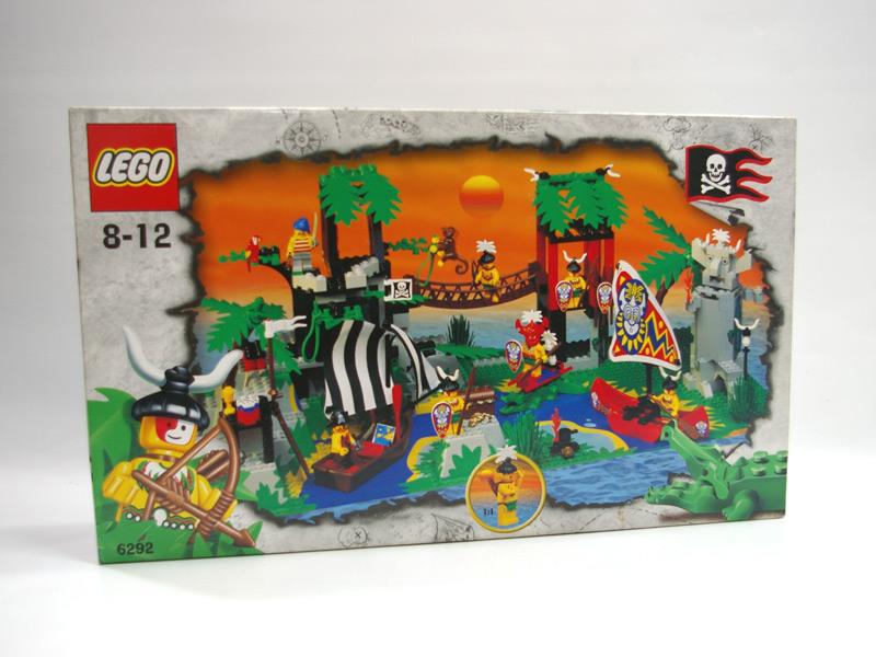 #6292 レゴ オロンガ島