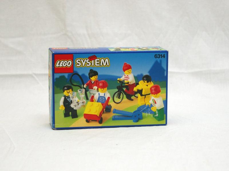 #6314 レゴ 人形セット