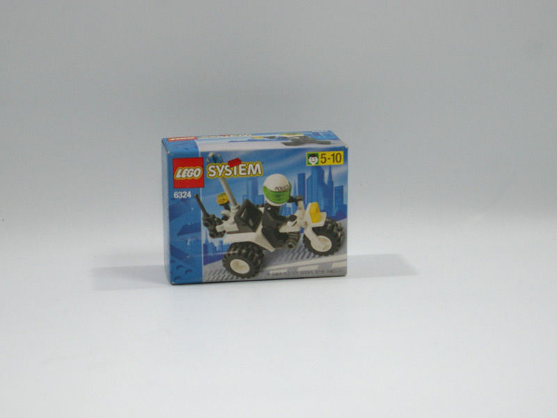 #6324 レゴ 三輪バイク