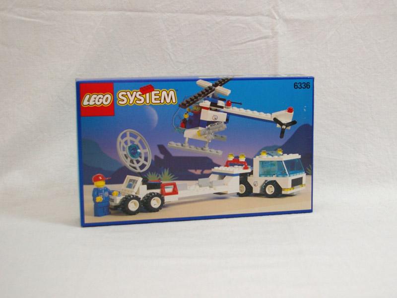 #6336 レゴ コスモコプター