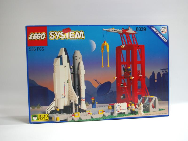 #6339 レゴ コスモシャトルベース