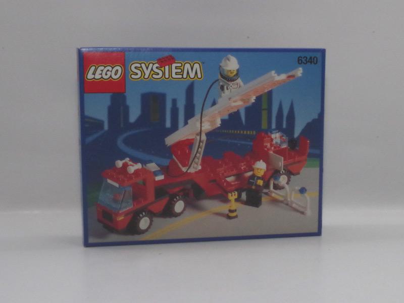 #6340 レゴ 消防車