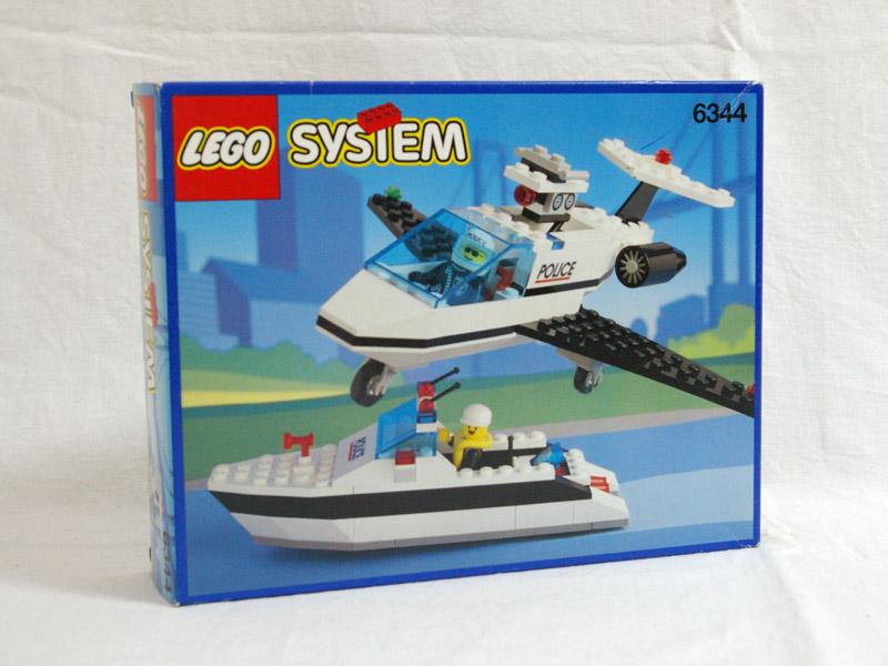 #6344 レゴ アクションパトロール