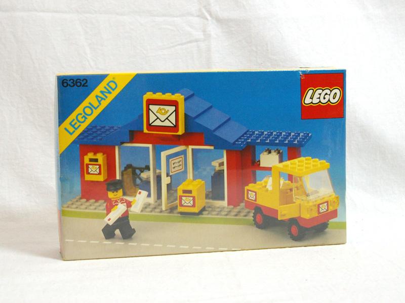 #6362 レゴ 郵便局