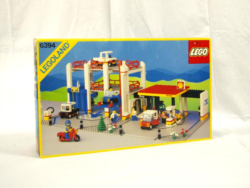 #6394 レゴ パーキングセンター