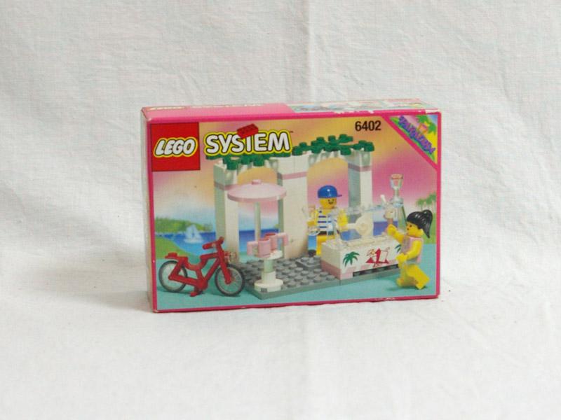 #6402 レゴ アイスクリームスタンド