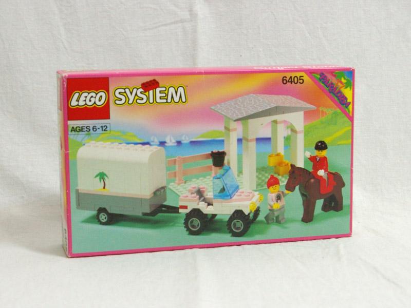 #6405 レゴ サンセット牧場