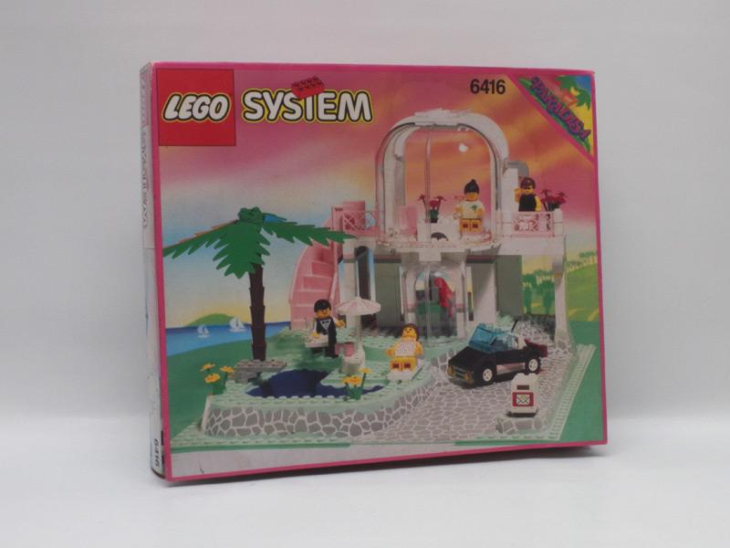 #6416 レゴ サンセットビラ